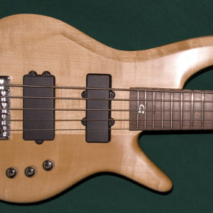 Five strings Bass - Body